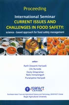 Proceeding International Seminar Current Issues and Challenges in Food Safety